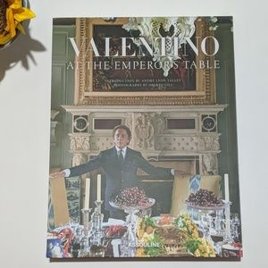 Valentino At The Emperor's Table Assouline Book